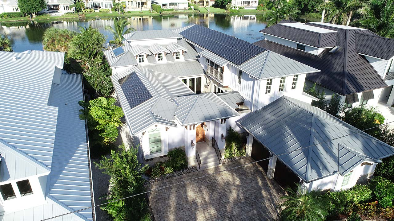 Olde Naples New Roof Dickson Roofing